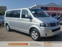 VOLKSWAGEN CARAVELLE SE TDI 2010 Diesel Automatic in Silver