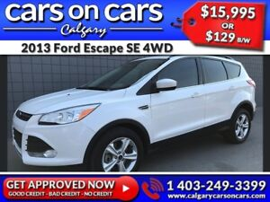 2013 Ford Escape SE 4WD $0 DOWN, $129 B/W! APPLY NOW!