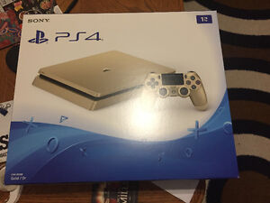 SEALED gold ps4 **price reduced**