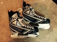 Patins de hockey CCM