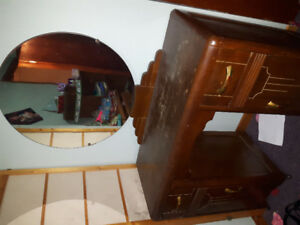 Antique Vanity/Dresser
