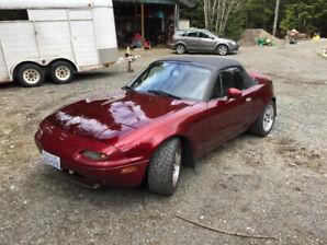 1991 5.0L V8 Miata