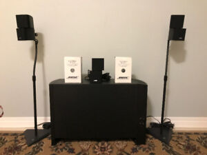 Bose Acoustimass 10 Series III