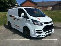 2016 ford transit custom RS-mt limited Edition not MSRT or Msport