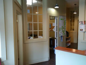 Renovated Uptown Office - Accommodate 5+ Staff