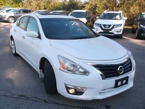 2014 Nissan Altima 2.5 SV NAV! BACK UP CAM! SUNROOF! PUSH TO...