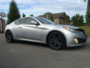 2010 Hyundai Genesis Coupe Track edition Coupe (2 door)