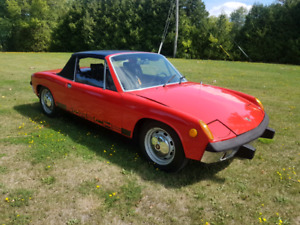 Porsche 914 1.8l injection