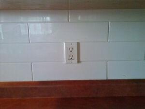 Pose de dosseret de cuisines et salle de bain Saguenay Saguenay-Lac-Saint-Jean image 8