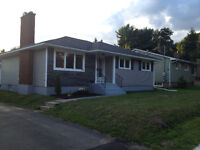 Beautiful house & garage for rent Jones Lake area Moncton