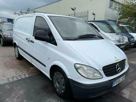 2005 Mercedes-Benz Vito 109CDI Van SENSIBLE MILES 120k TIDY NICE DRIVE IDEAL FOR