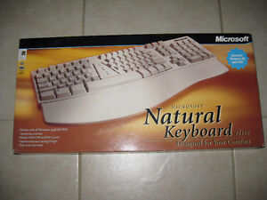 Ergonomic Keyboard Cambridge Kitchener Area image 1