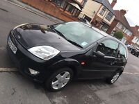 FORD FIESTA ZETEC 1.4 2003 ***SOLD***