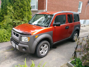 SOLD SOLD SOLD   2004 Honda Element PRICED TO SELL