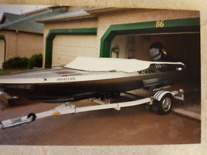 Help needed. Looking for our  Sidewinder family boat.
