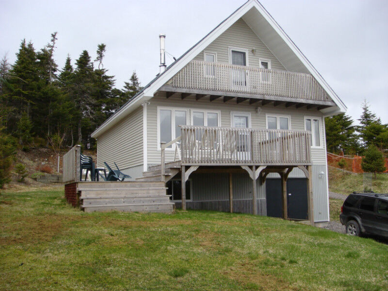 Waterfront Cabin For Rent Newfoundland And Labrador