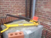 Work Zone Manual Log Splitter