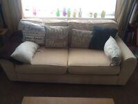 2 seater 2nd hand NEXT sofa
