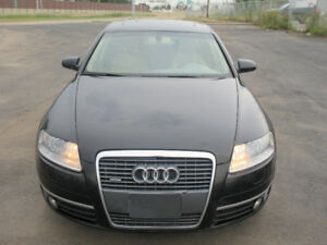 2005 AUDI A6 QUATTRO-4.2L V8-AWD-NAVI-SUNROOF-LEATHER-AMAZING