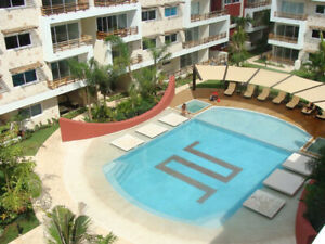 Beautiful condo for rent in Playa Del Carmen Mexico