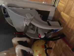 Siège d'enfant pour vélo
