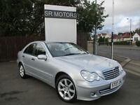 2007 Mercedes-Benz C220 2.1TD auto CDI Classic SE(HISTORY,WARRANTY)