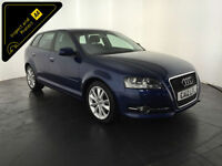 2012 AUDI A3 SPORT TDI DIESEL 1 OWNER SERVICE HISTORY FINANCE PX