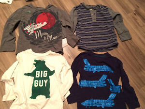 Boys 4T long sleeve tops GAP