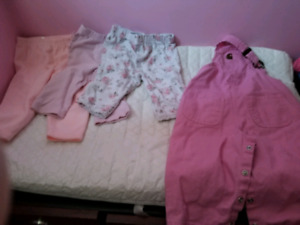 6-9 month baby girl clothing !