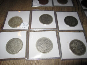 Collection of 1700s-1800s Imperial Russian Silver & Bronze Coins Edmonton Edmonton Area image 8