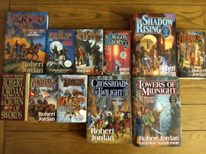 Wheel of Time Series - Robert Jordan