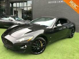 2011 Maserati Granturismo 4.7 GRANCABRIO 2d 434 BHP Convertible Petrol Automatic