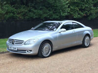 Mercedes-Benz CL 5.5 CL500 2dr