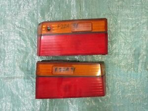 Honda Accord Trunk Light 1990 1991