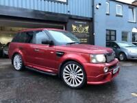 Land Rover Range Rover Sport 2.7TD V6 auto SE KAHN EDITION