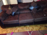 Sale Leons 3 Seater Sofa