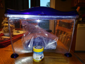 Purple Children's Fish Tank