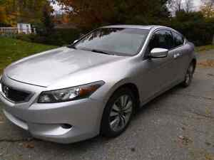 Honda Accord 2008 coupe 4cyl