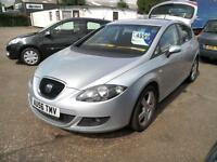 2006 Seat Leon 2.0TDI DSG Stylance Auto Only 48K Diesel Bluetooth Cruise Control