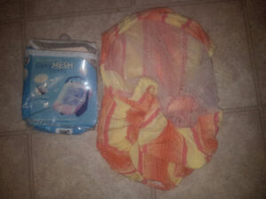 Summer  carseat  cover