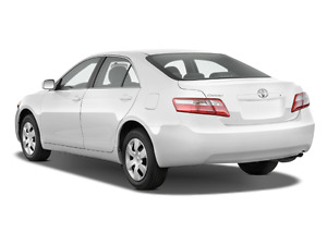 Toyota camry 2009 - 2016 rear bumper covers