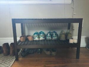 Shoe Rack Looking For New Home