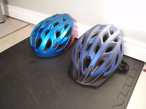 Helmet - fits average sized adult or large youth.