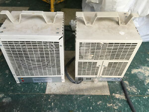 Construction heaters sold ppu