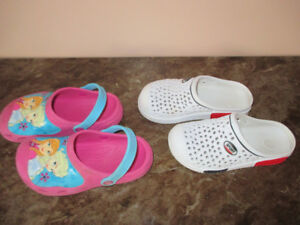 GIRLS CROCS 11/12