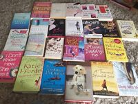 24 Fiction Books - Mixed