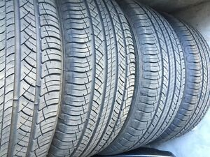 4 Michelin Tires 255/50R19 *** reduced ***