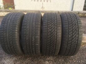 VOLVO V70 Thor Alloy Wheel with Winter Tyres