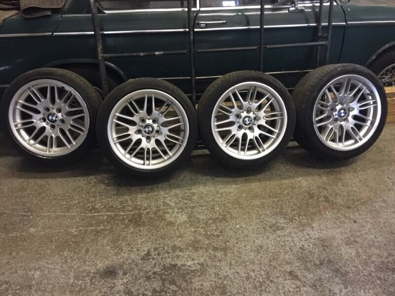 Bmw E39 M5 Replica Alloy Wheels 18 Quot Style 65 5x120 In