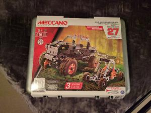 Meccano Motorized Off-Road Truck